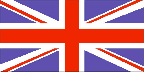 uk flag daru crane